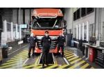 První vozidlo DAF znovu opouští výrobní linku