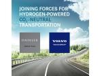 Ekologický pohon nákladních vozů