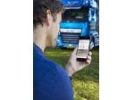 Aplikace DAF Connect: vyšší úspora paliva