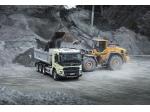 Volvo Trucks s novým vozidlem Volvo FMX