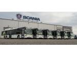 Dalších šest autobusů Scania Citywide na CNG pro ČSAD Havířov