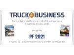 Truck & business přeje klidné Vánoce