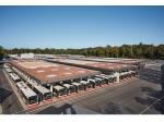 Technologie Siemens pro nabíjení autobusů v Hamburku