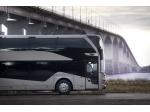 Volvo uvádí nový autobus vysoký čtyři metry