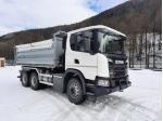 Stavební vozidla Scania XT za výhodných podmínek