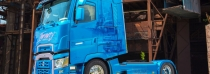 Renault Trucks T 520 pro YWETTE CAMION 2000