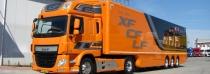 DAF XF zvolen Fleetovým truckem roku