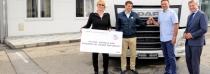 DAF již prodal v Česku 20 000 vozidel, jubilejní mají Jihočeši