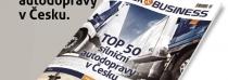 Manažeři autodopravních společností na stránkách TOP 50 silniční...