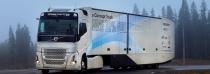 Volvo Trucks testuje hybrid pro dálkovou přepravu
