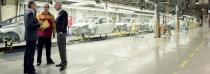 DHL má globální kontrakt a automobilkou Ford