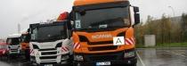 Scania pro popeláře