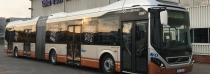 Pražská MHD testuje hybridní autobus Volvo