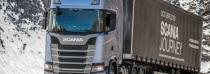 Cesta nákladních vozidel Scania napříč Latinskou Amerikou dlouhá 14...