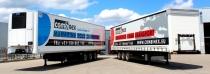 50 návěsů Kögel Cargo generace NOVUM pro Combinex