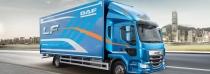 """DAF LF  je """"Truckem roku 2019"""" v Británii"""