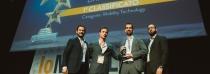 Goodyear Drive-Over-Reader získal loni tři ceny za inovaci