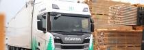 Stá Scania pro Klobouckou lesní