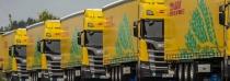 Fleet DHL s novými kamiony na LNG
