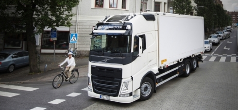 Volvo Trucks Safety Report 2017