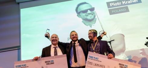 Vítěz Driver Challenge 2018 je z Polska
