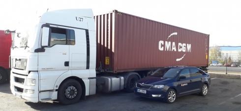 Intermodální doprava v praxi: na trase SAE - ČR