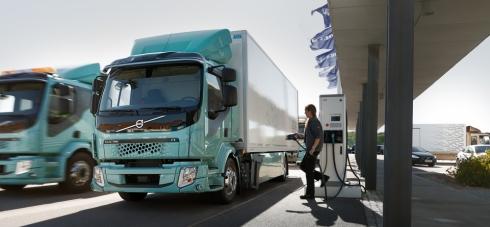 Elektrické trucky Volvo do ostrého provozu